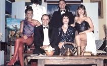 Teatro Direita Volver - de Lauro César Muniz - Elenco