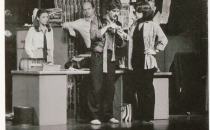 Teatro - A Resistência - de Maria Adelaide Amaral - Direção Cécil Thiré